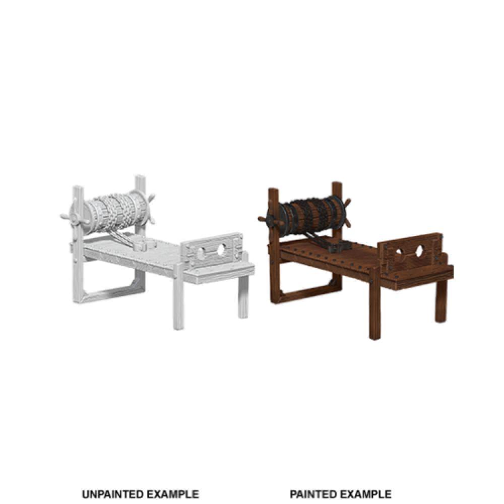Unpainted Minis - Torture Rack