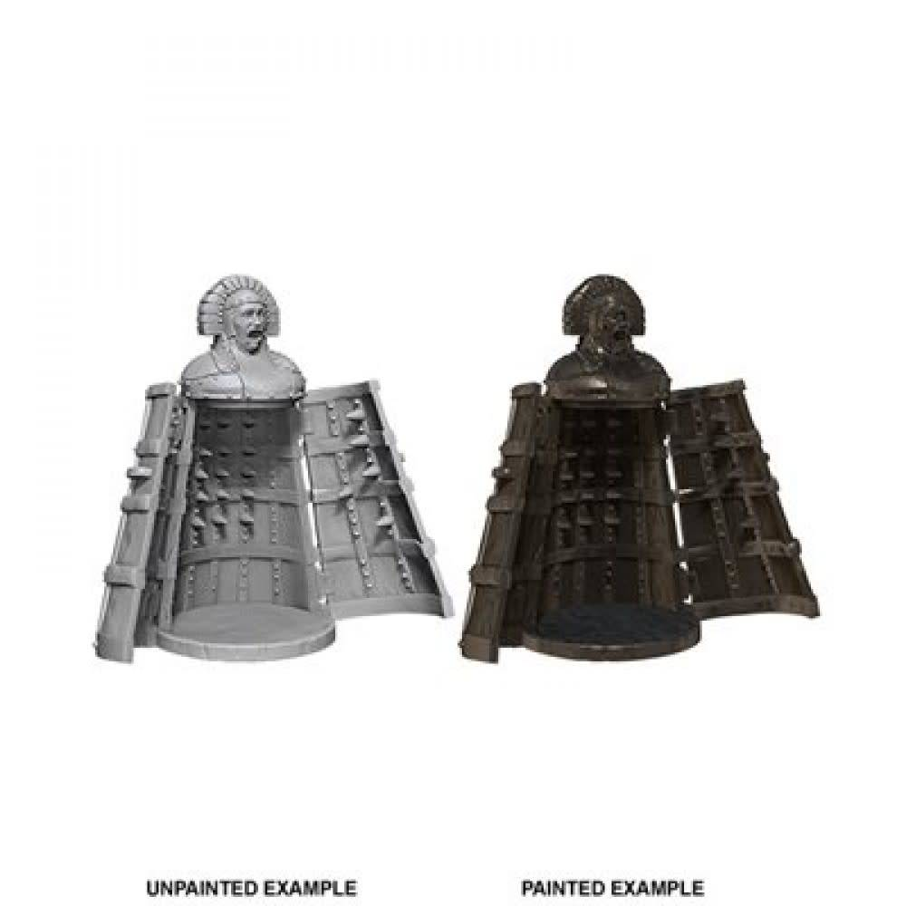 Unpainted Minis - Iron Maiden