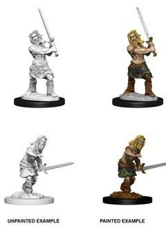 PF Unpainted Minis: Human Male Barbarian