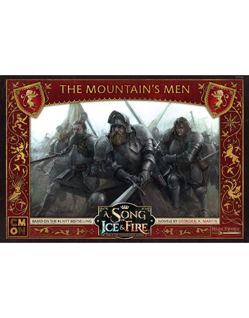 A song of Ice and Fire : The mountain's men