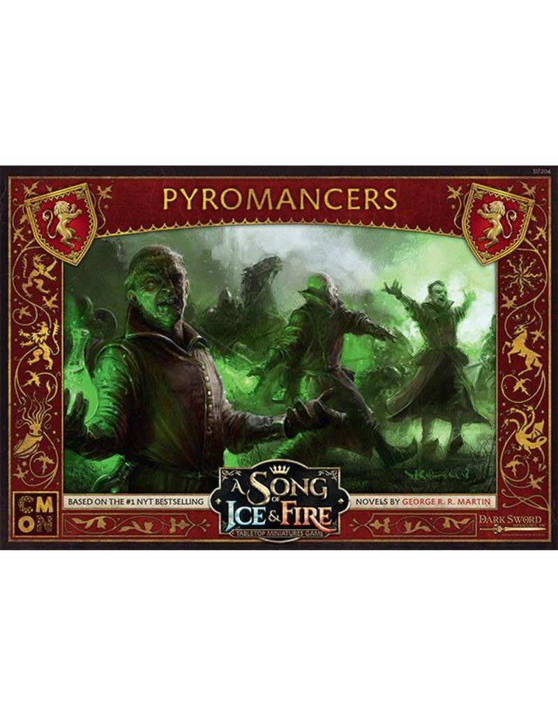 A song of Ice and Fire : The pyromancers