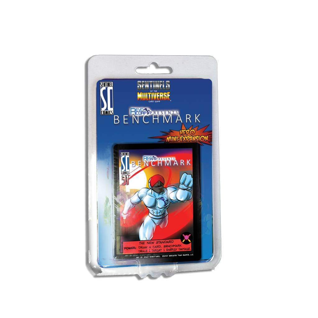 Sentinels of the Multiverse - Benchmark Mini Expansion