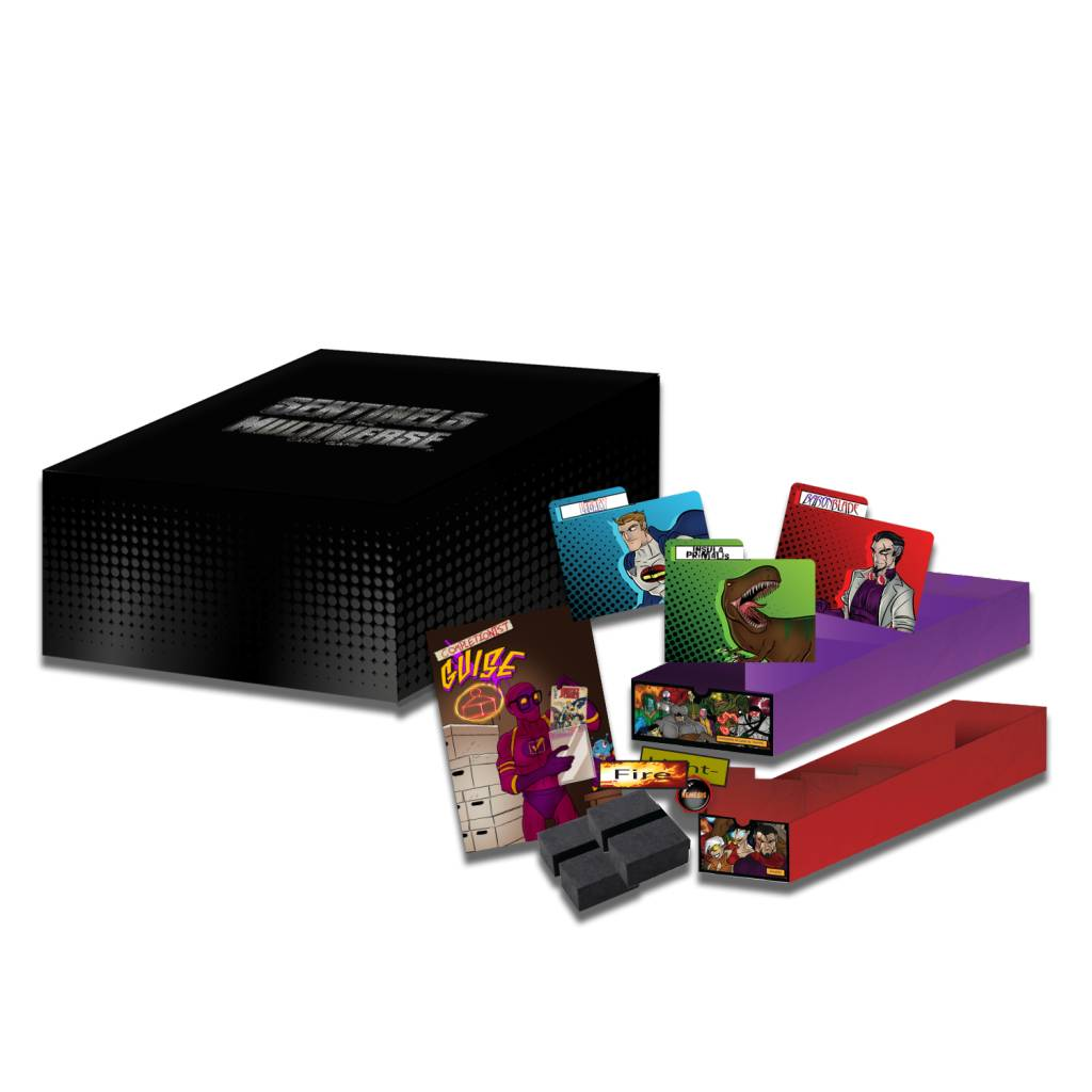 Sentinels - Ultimate Collector's Case