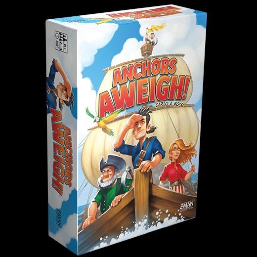Anchors Aweigh!