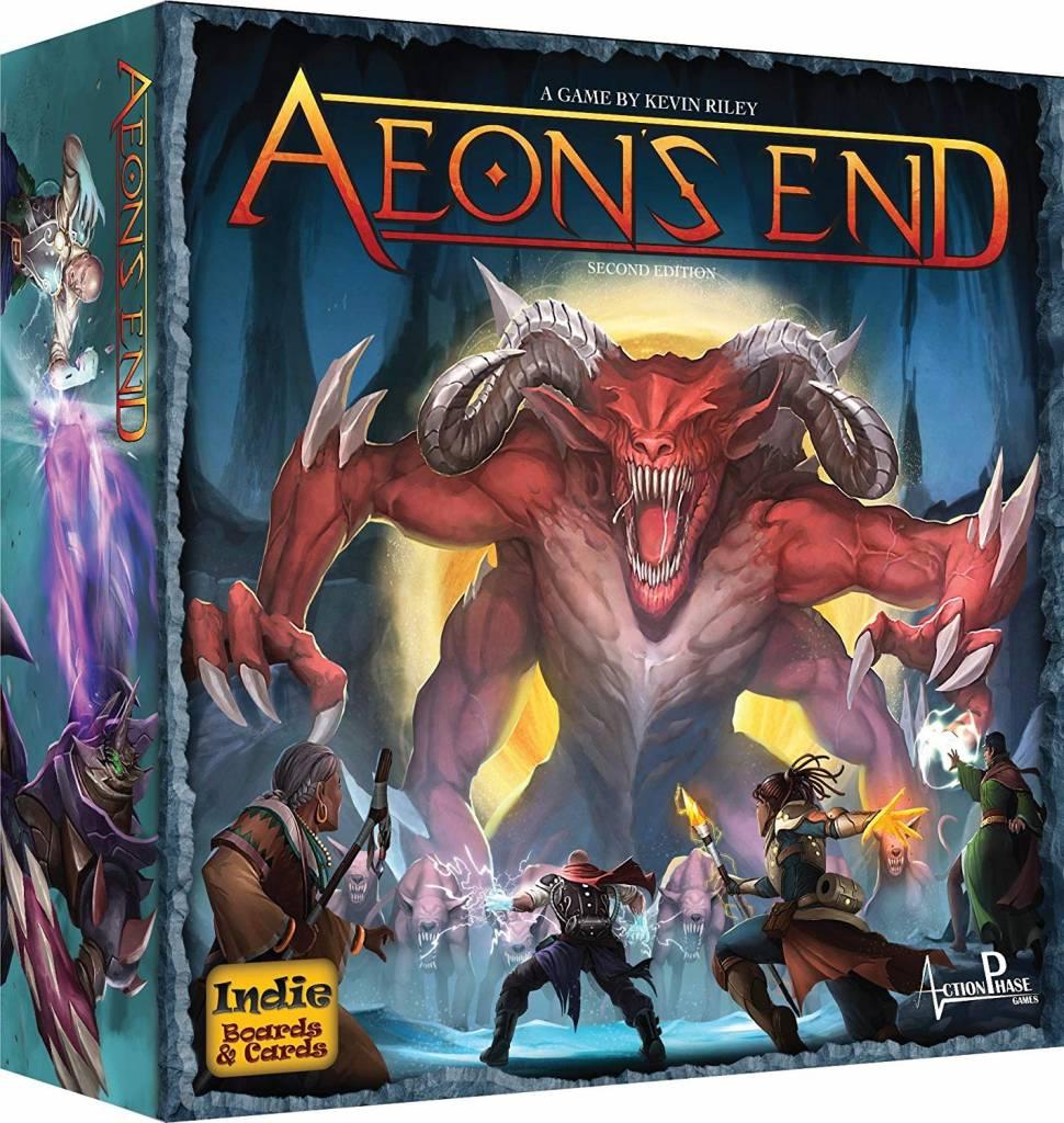 Aeon's End Depths 2ND Edition (12)