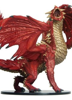 PF Unpainted Minis Gargantuan Red Dragon