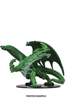 PF Unpainted Minis Gargantuan Green Dragon