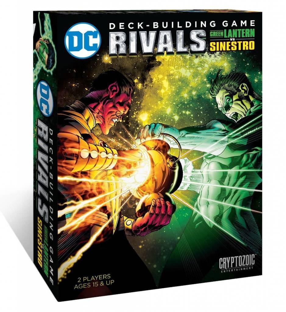 DC Comics DBG: Rivals - Green Lantern - Sinestro