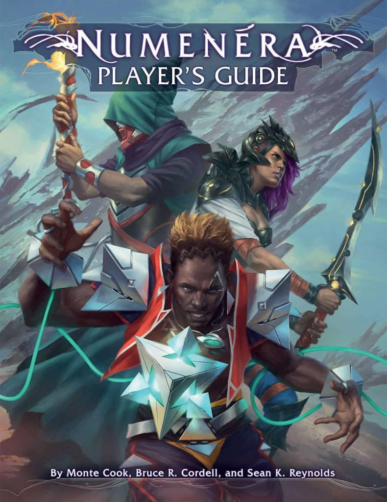 Numenera 2: Player's Guide