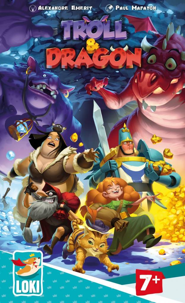 Troll & Dragon (ML)