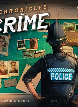 Chronicles of Crimes FR