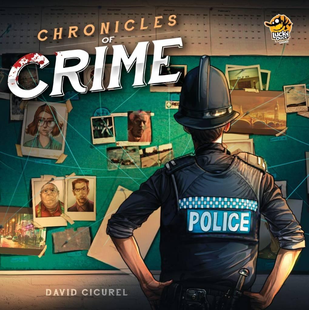 Chronicles of Crime FR