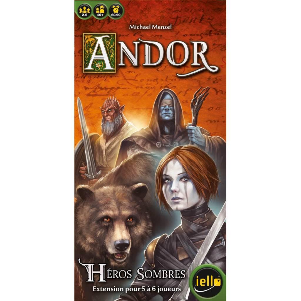 Andor: Héros Sombres Ext. (FR)