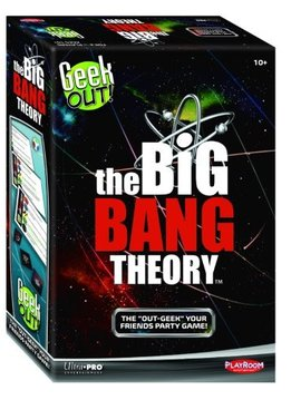 Geek Out! - Big Bang Theory