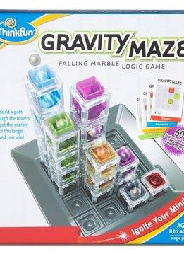 Gravity Maze (ML)