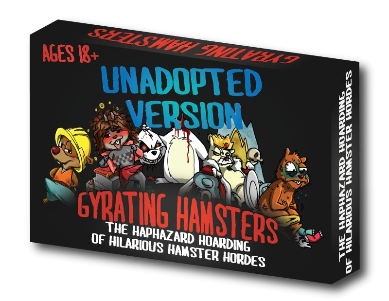 Gyrating Hamsters - Unadopted Edition