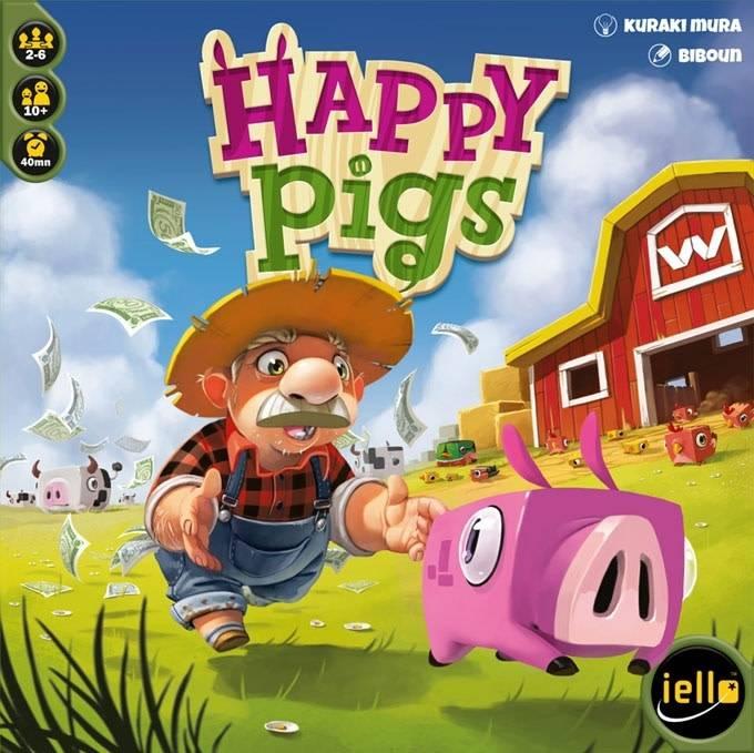 Happy Pigs pieces manquantes