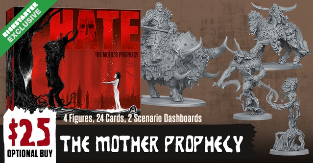 Hate KS Edition : The Mother Prophecy (MAX 6)