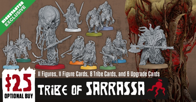 Hate KS Edition : Tribe of Sarassa (MAX 6)