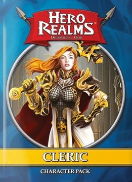 Hero Realms: Deck de Héros - Cleric