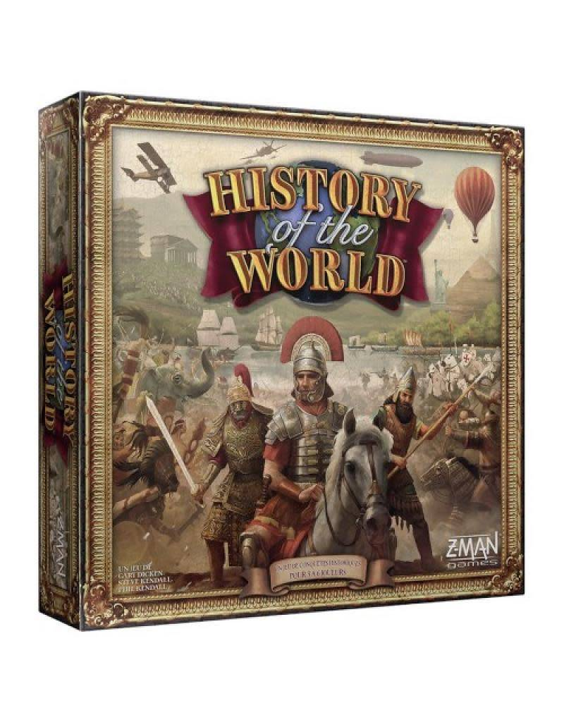 History of the world FRANÇAIS