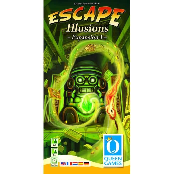 Illusions - Escape Exp 1
