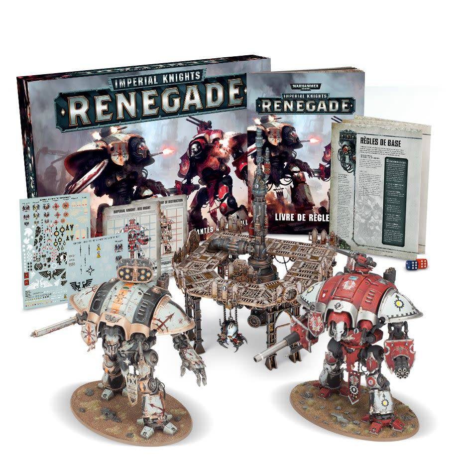 Imperial Knights: Renegade (FR)