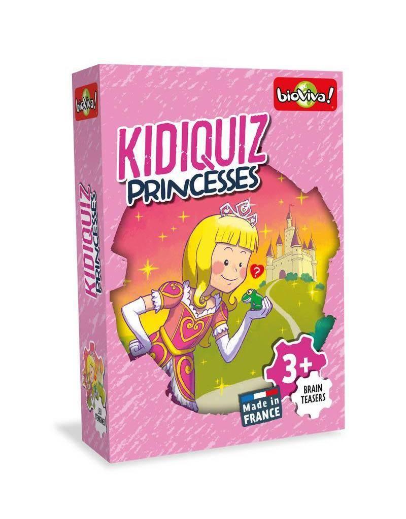Kidiquiz Princesses