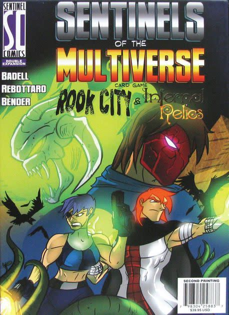 Infernal Relics: Sentinels of the Multiverse Exp
