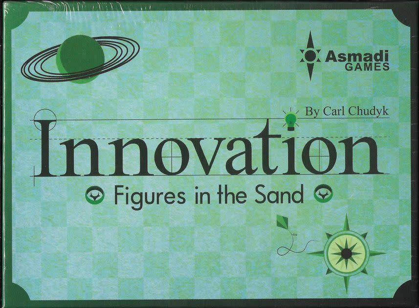 Innovation Figures in the Sand 3rd Edition