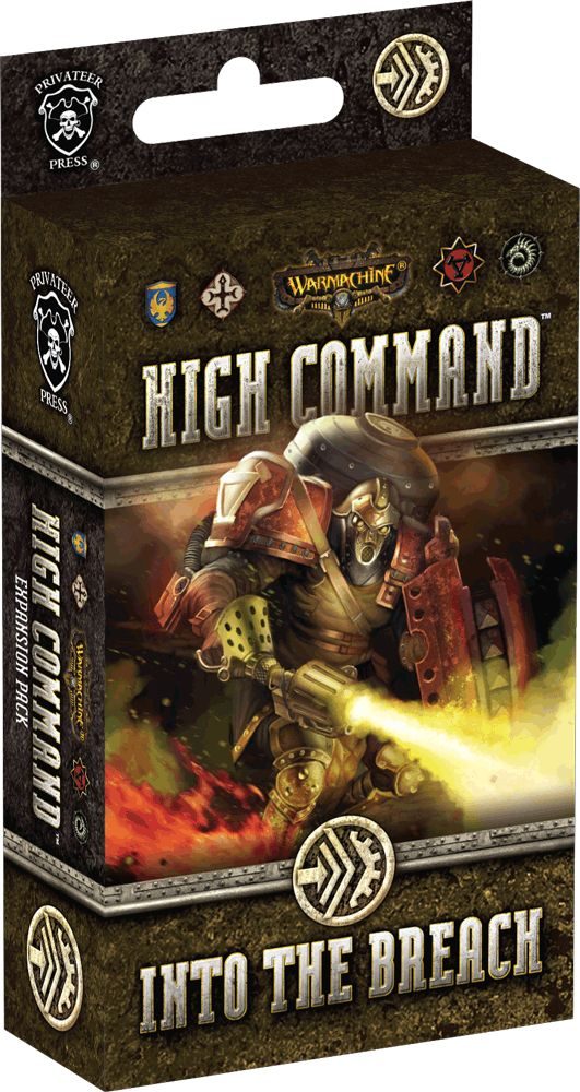 Into the Breach: High Command