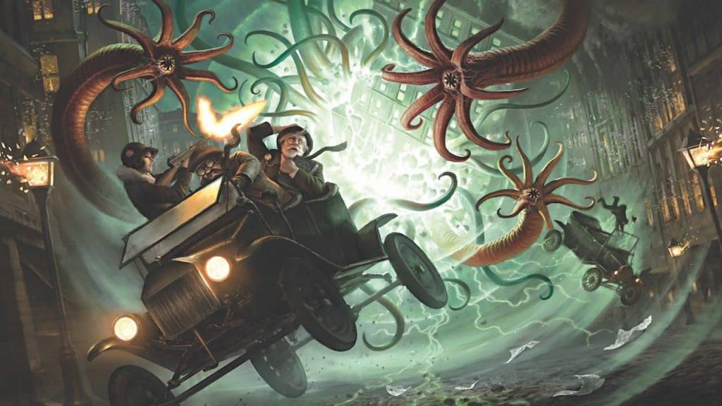 Arkham Horror Third Ed
