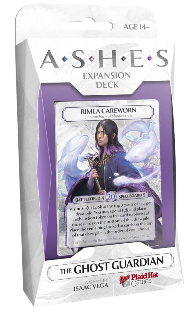 Ashes Exp. - The Ghost Guardian