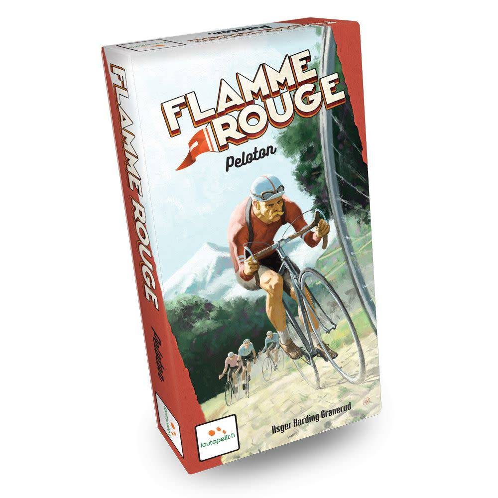 Flamme Rouge : Peloton (FR)