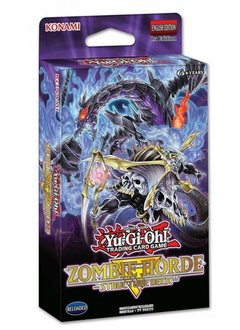 YGO Structure Deck: Zombie Horde