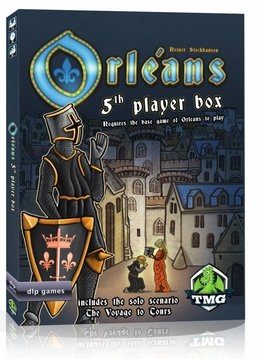 Orleans - 5th Player Expansion