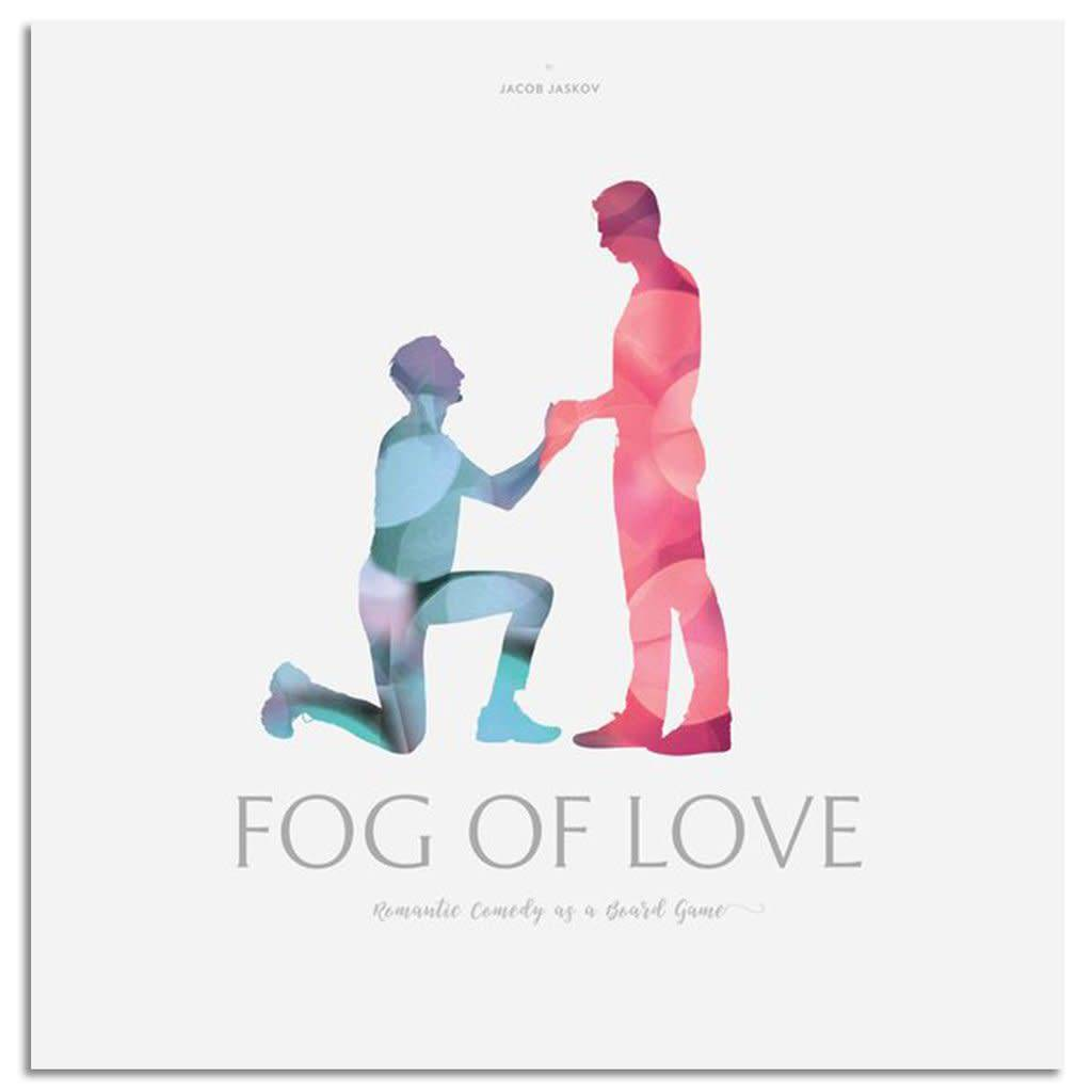 Fog of love - Alternative Men Cover