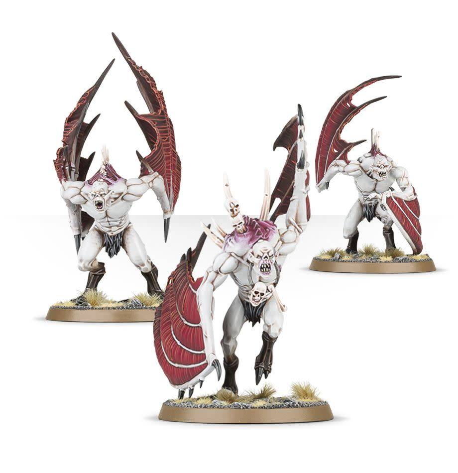 Crypt Flayers / Infernal Courtier