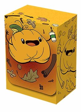 Deck Box Pumpkin Spice