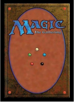 Magic Classic Card Back Sleeves 100ct