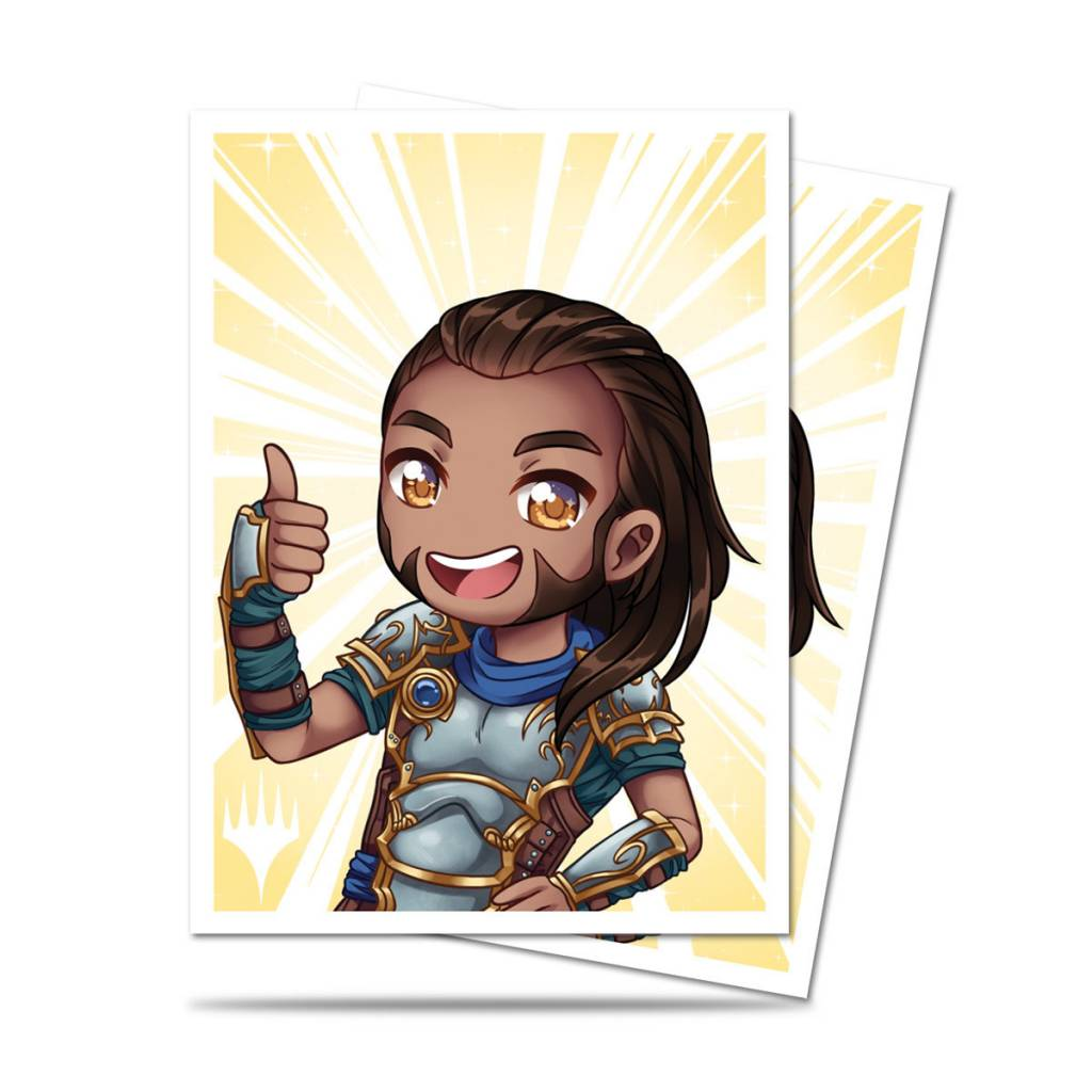 Chibi Gideon Sleeves 100ct