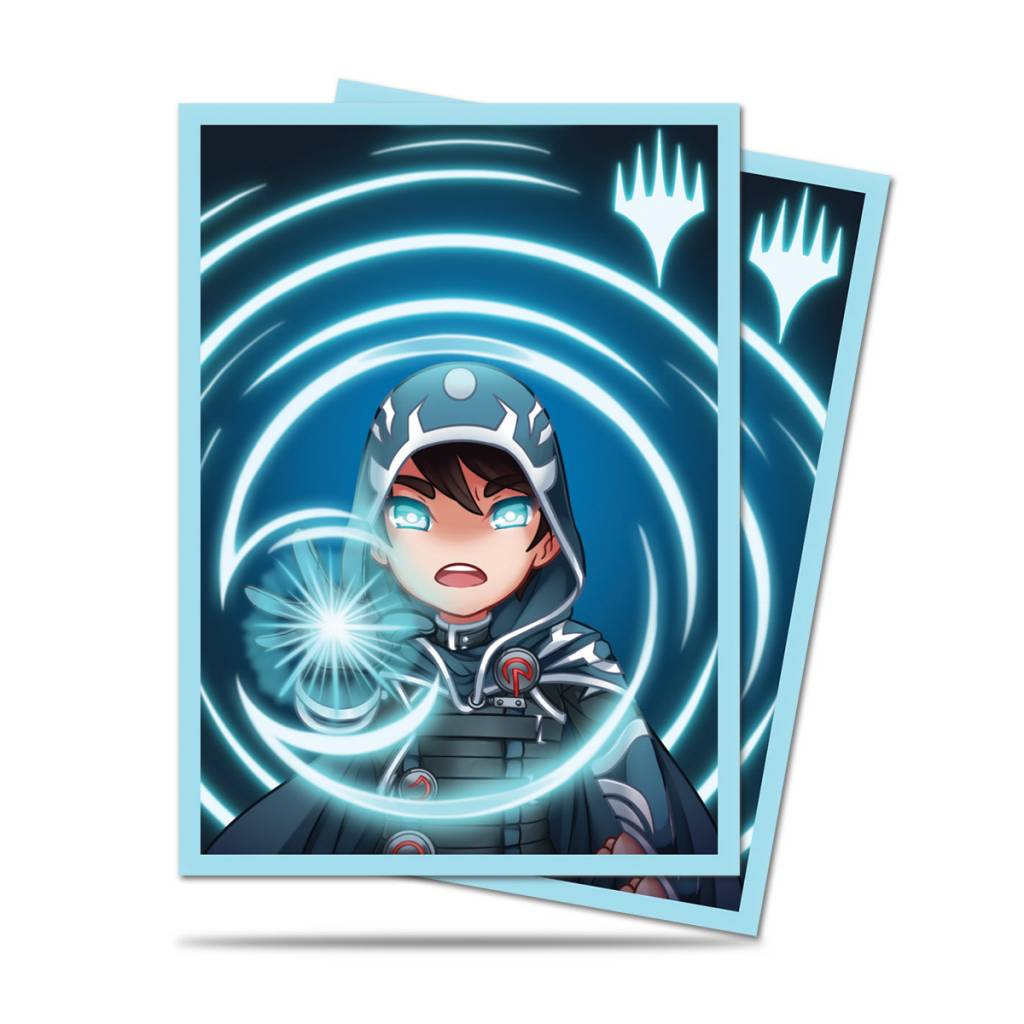 Chibi Jace Sleeves 100ct