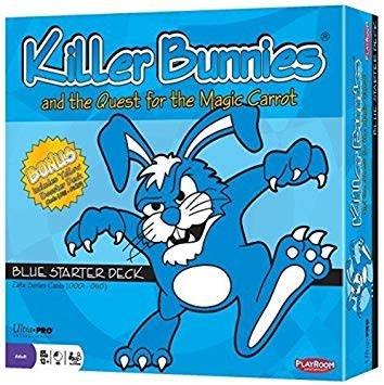 Killer Bunnies Blue Starter Deck