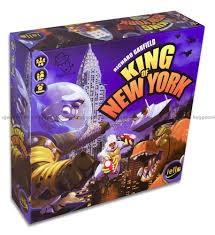king of new york engl
