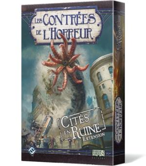 LES CONTREES DE L'HORREUR: CITES EN RUINE