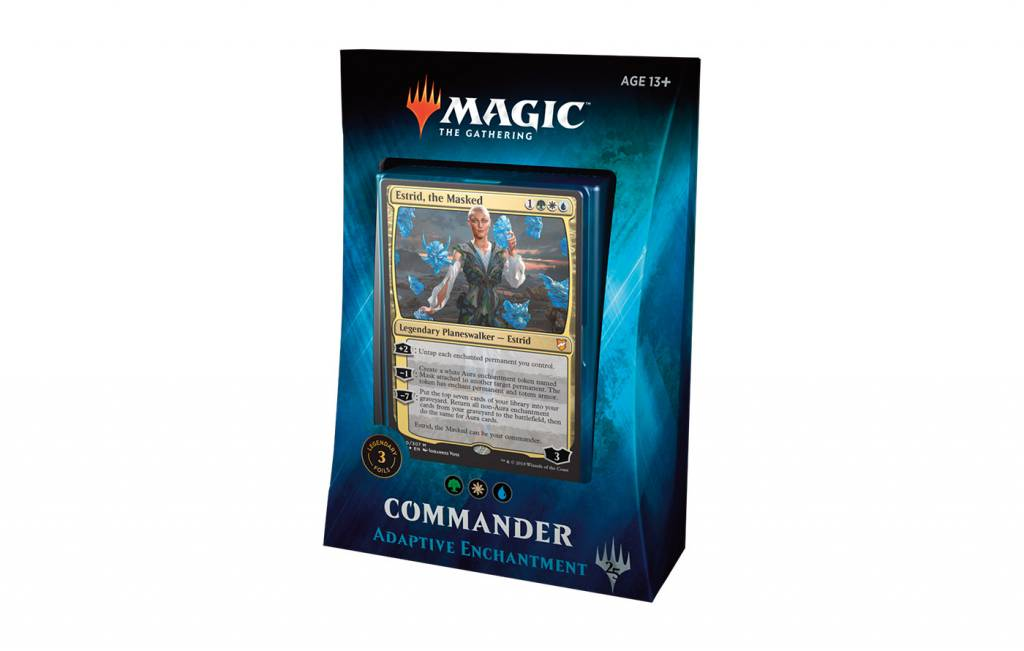 Commander Deck 2018: Adaptive Enchantment