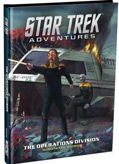 Star Trek Adventures - The Operations Division