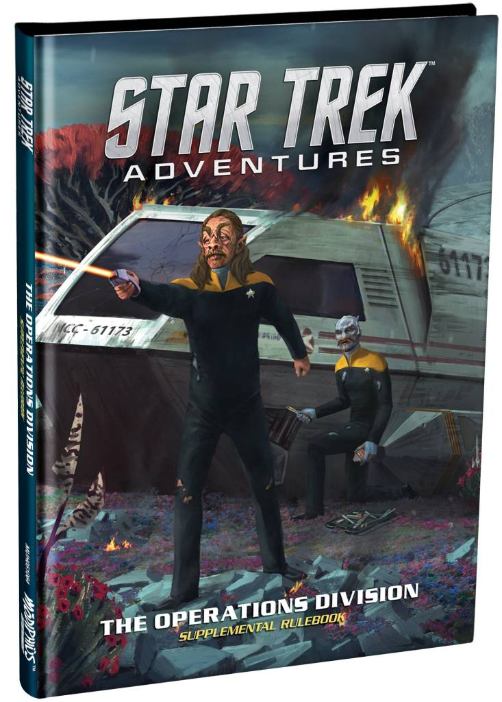 Star Trek Adventures - The Operations Division