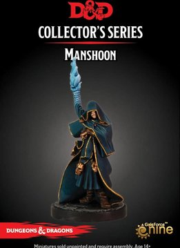 D&D Waterdeep Dragon Heist Manshoon Mini