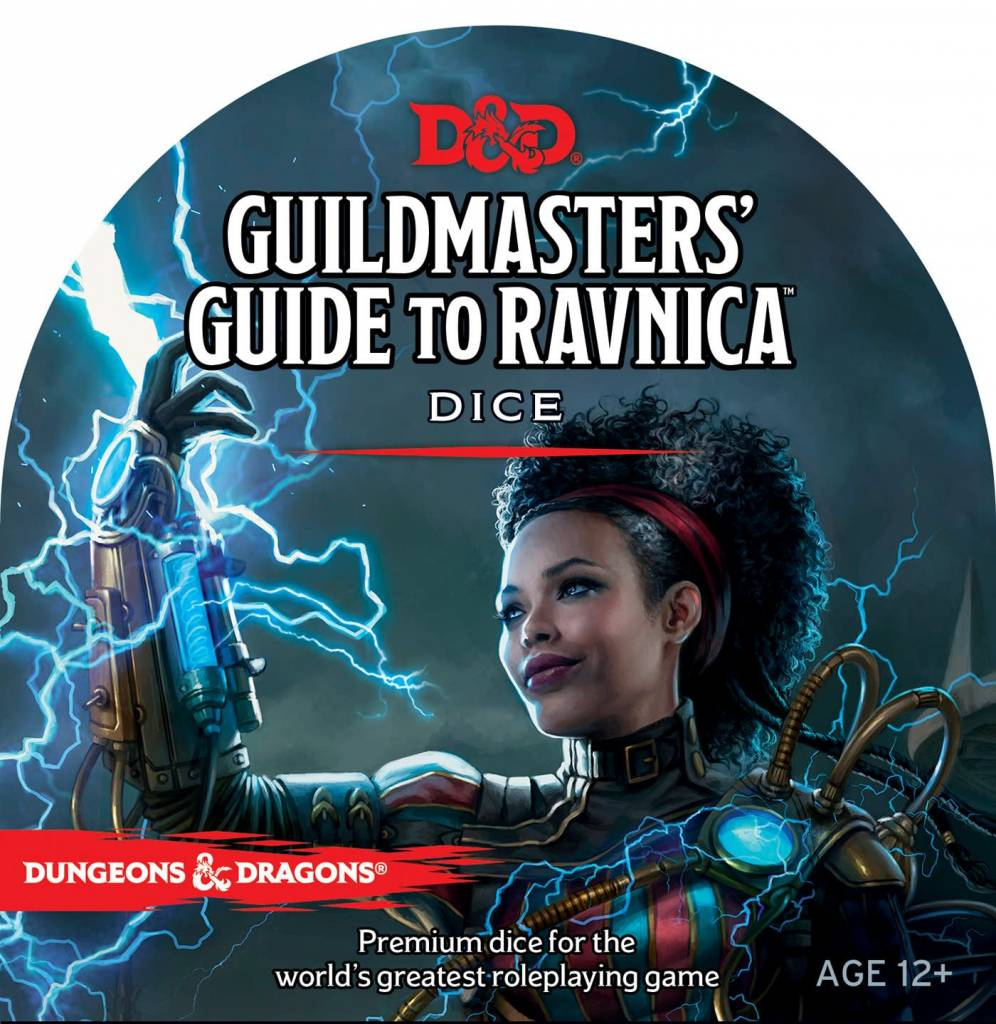 Guildmaster's Guide to Ravnica Dice Set